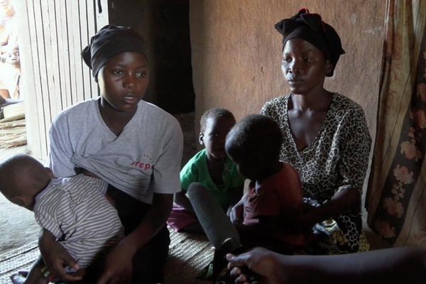 A Mother At 15 (Kukhala mnzimayi uli wachichepere)