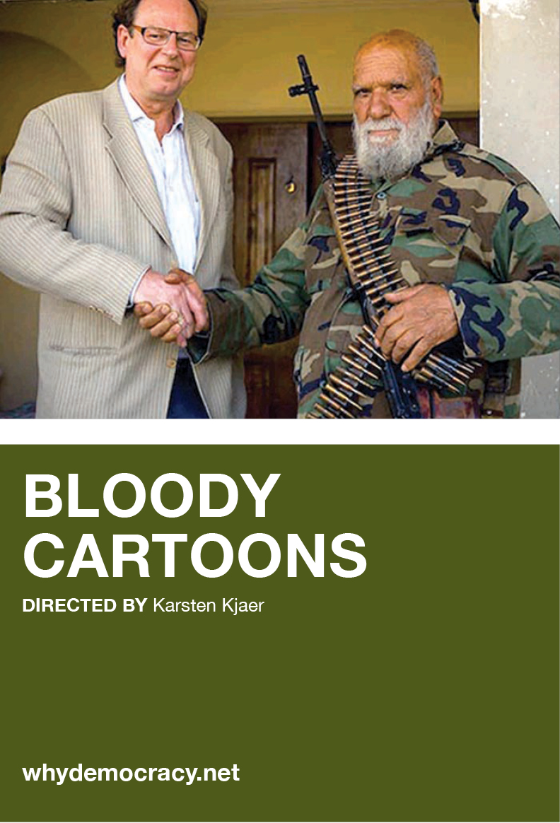 Bloody Cartoons